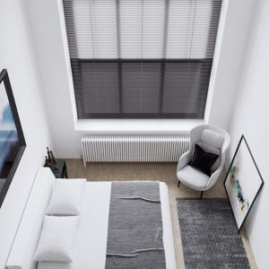 Alumium with Orion Venetian Blinds