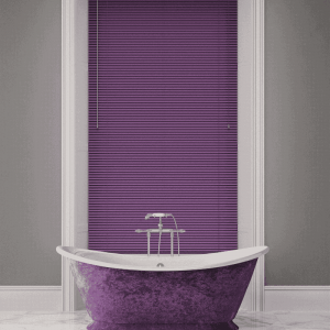 Majestic Purple Venetian Blinds