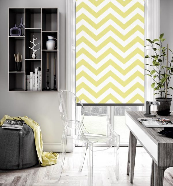 Mezza Citrus Roller Blind