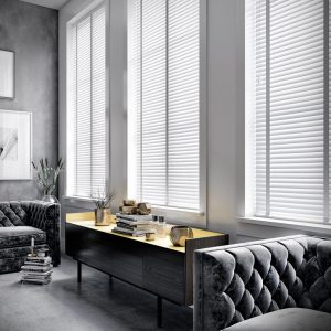 Pure with Cotton Tapes Venetian Blinds