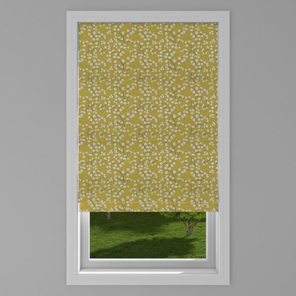 Bella Apple Roman Blind