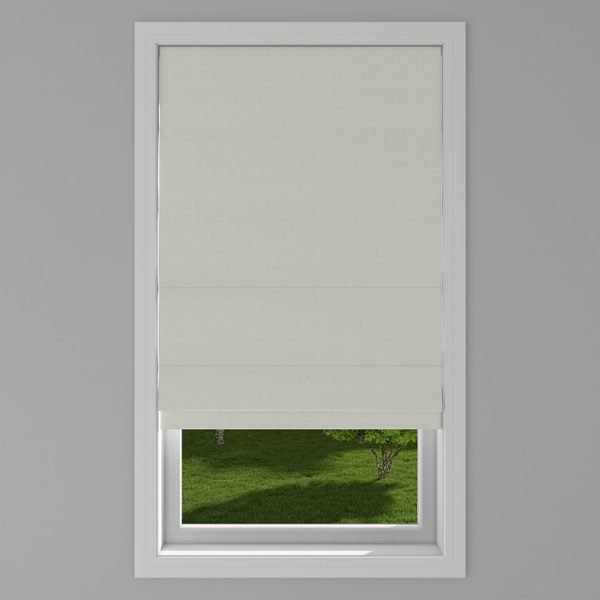 Lima Oyster Roman Blind