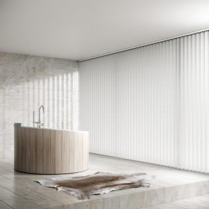 Alessi Snow Vertical Blind